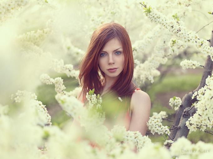 18 - Fotoğrafçı Dmitry Ageev'den Portreler