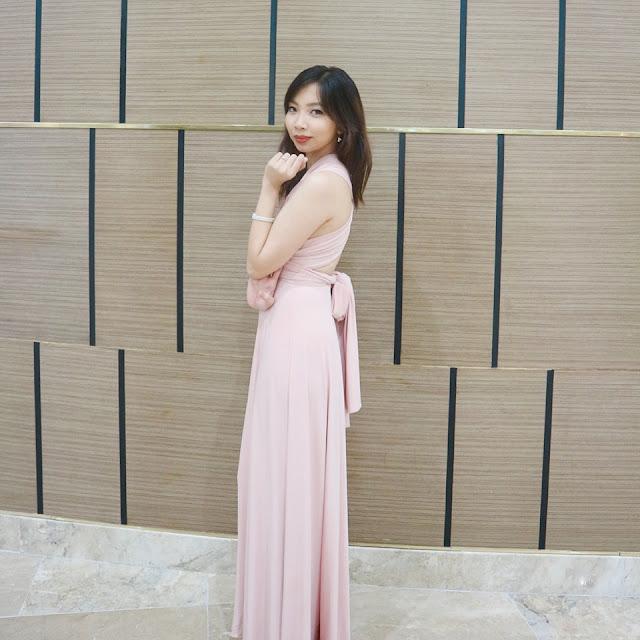Pinay Beauty Blogger Maj Valencia Makeup in Manila