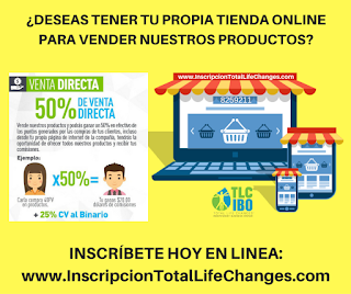 Distribuidora Total Life CHanges