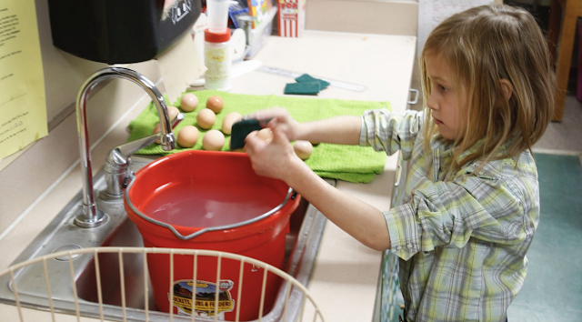 Mom: Cops Concerned Because My Nine-Year-Old Offered to Do Chores