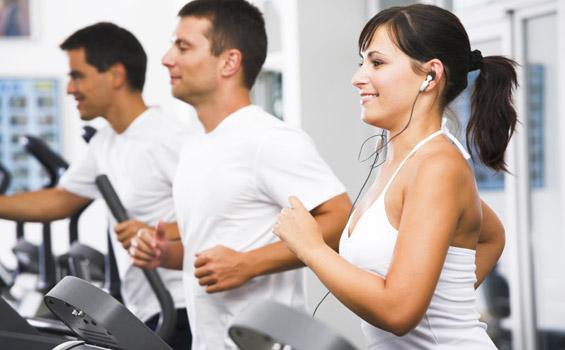 Rutina cardio con cambios de ritmo