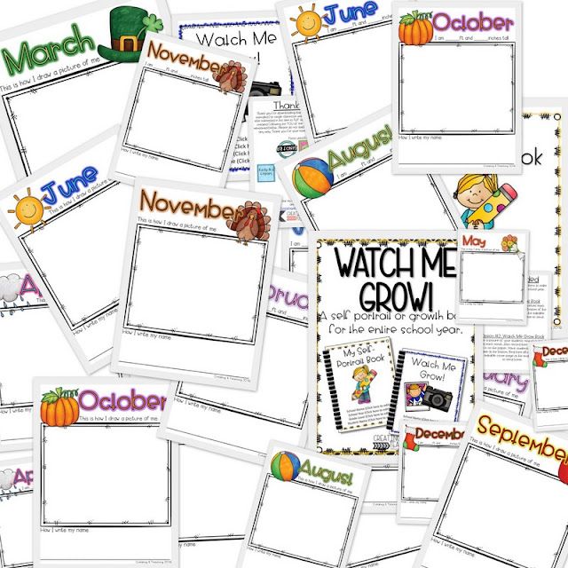 https://www.teacherspayteachers.com/Product/Watch-Me-Grow-Bundle-Editable-Covers-264094