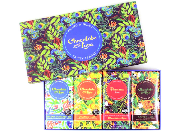 Chocolate and Love luxury, organic, fairtrade chocolates - UK lifestyle and food blog