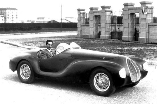Auto Avio Costruzioni 815 - Alberto Ascari