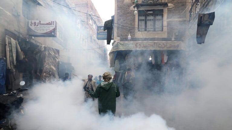 الحوثيون-يعلنون-تسجيل-أول-إصابة-بفيروس-كورونا-في-صنعاء-ووفاة-المريض