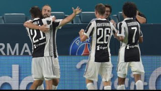Video Gol Paris Saint Germain vs Juventus 2-3 ICC 2017 Amerika