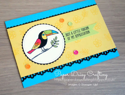 Bird Banter from Stampin' Up! by Paper Daisy Crafting