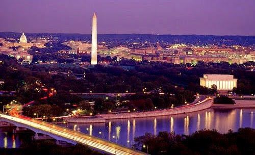 Urbanismo | Comparaciones entre Versalles vs Washington DC | Semejanzas + influencias | Pierre Charles L'Enfant
