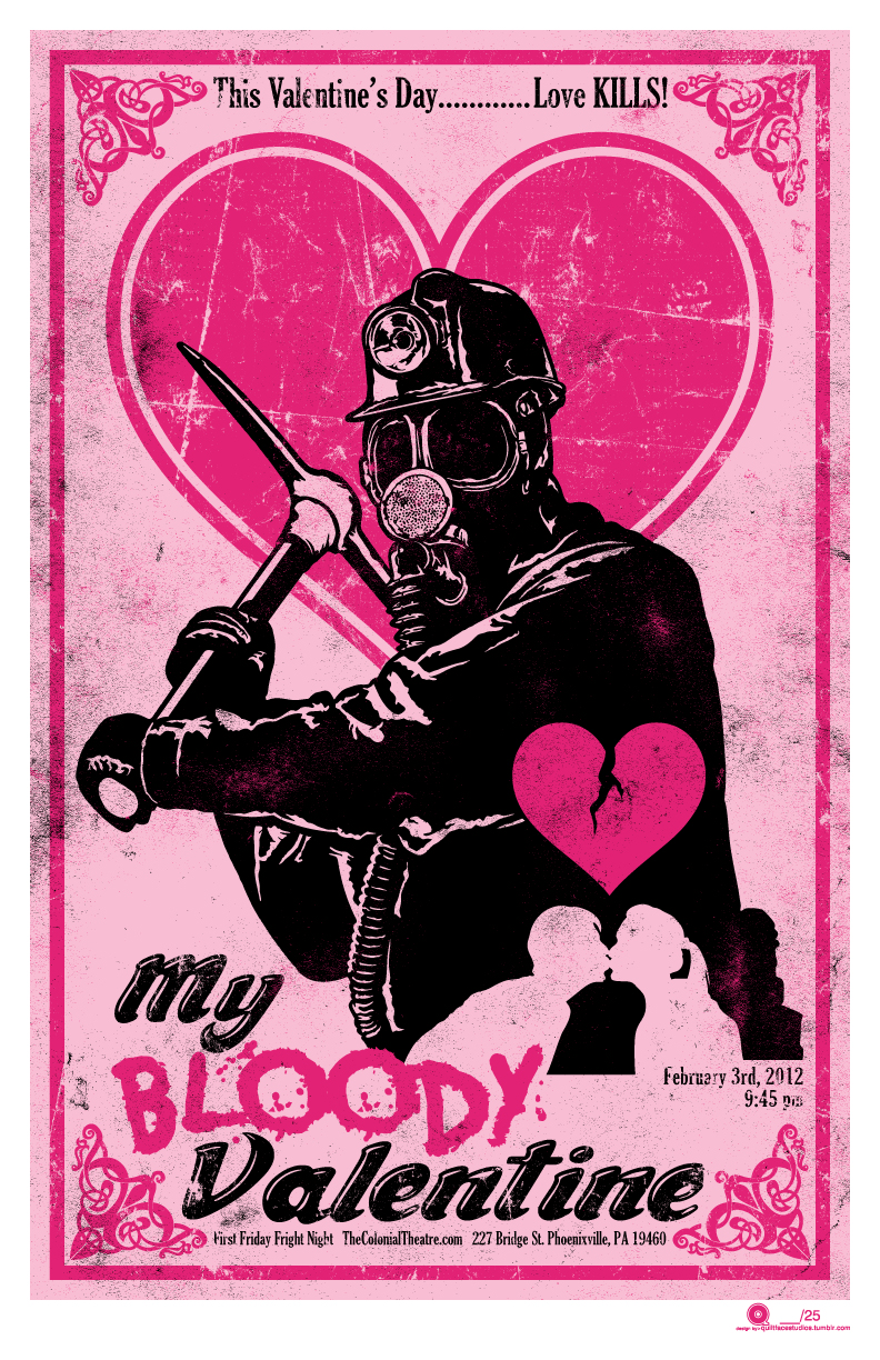 In The Mouth Of Dorkness Dork Art My Bloody Valentine