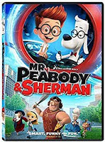 Mr.Peabody & Sherman 2014 – filme, desene animate