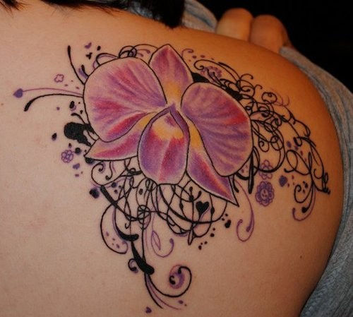 Pretty Flower Tattoos: 40+ Pretty Tattoos Collection For Pretty Girls