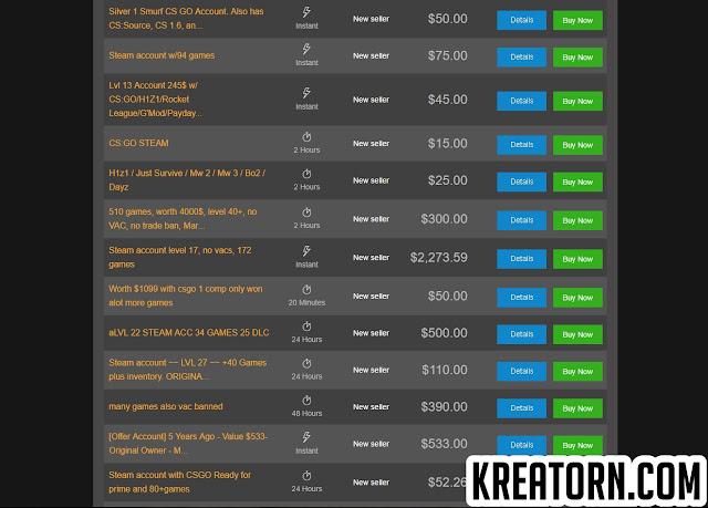 Steam hesap satma sitesi