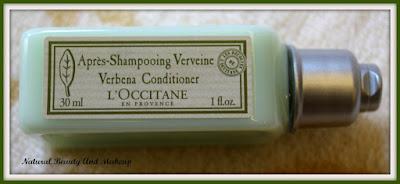 L'Occitane Verbena Conditioner (travel set)