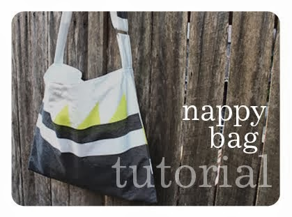 Nappy bag tutorial
