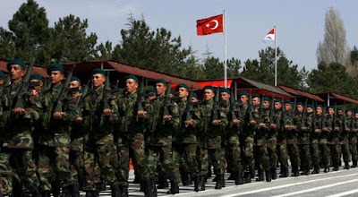 Turkey - Top 10 Largest Armies In The World