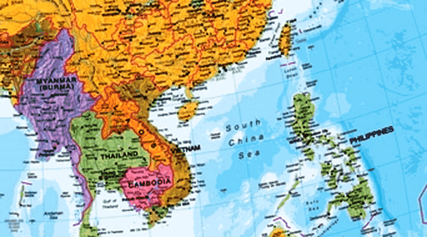 letak geografis, astronomis, dan geologis vietnam