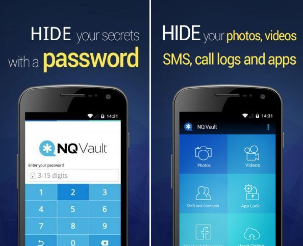 Vault - Hide SMS, Pics & Videos Premium apk