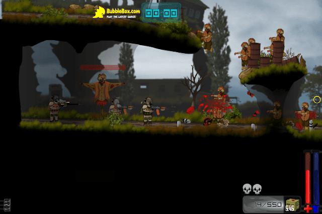 War Zomb Avatar - Jeu de Tir sur PC