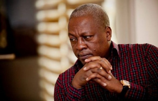 Mahama diverted $13m E.O. funds meant for Western Region - Amidu