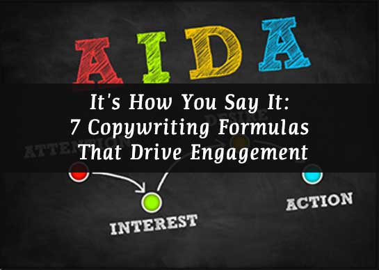 It's How You Say It: 7 Copywriting Formulas That Drive Engagement: eAskme