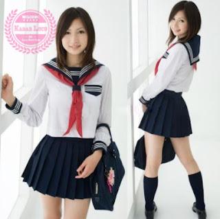 Seragam sekolah paling seksi di jepang