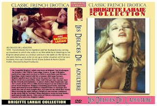 THE BRIGITTE LAHAIE COLLECTION : Parties chaudes (1979)