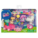 Littlest Pet Shop 3-pack Scenery Komondor (#2487) Pet