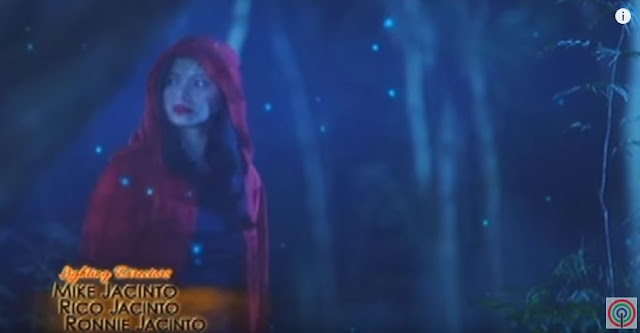 Jacintha Magsaysay Traveled Back in Time and Encountered a Lost Boy in the Forest!