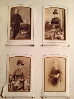 Woodville Victorian Photo Album page 3