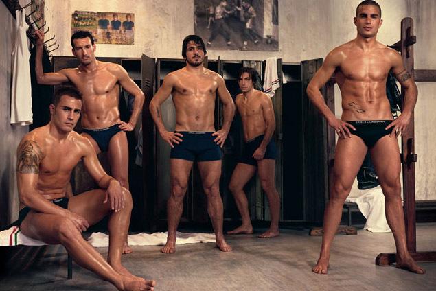 Gay men frot