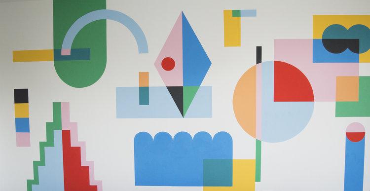 MAPS Festival - A Guide to this Brand New Festival for Newcastle & Gateshead | February 2019  - Emer Tumilty - Shapes, Colour Go