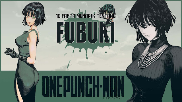"10 Fakta Menarik Tentang ""Blizzard of Hell"" Fubuki [One Punch Man]"
