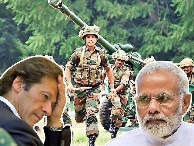ndia vs Pakistan army comparison: भारत के बारे में ये जानकारी पढ़ने के बाद पाकिस्तान की जनता अपने पीएम इमरान खान को लगा देगी डांट