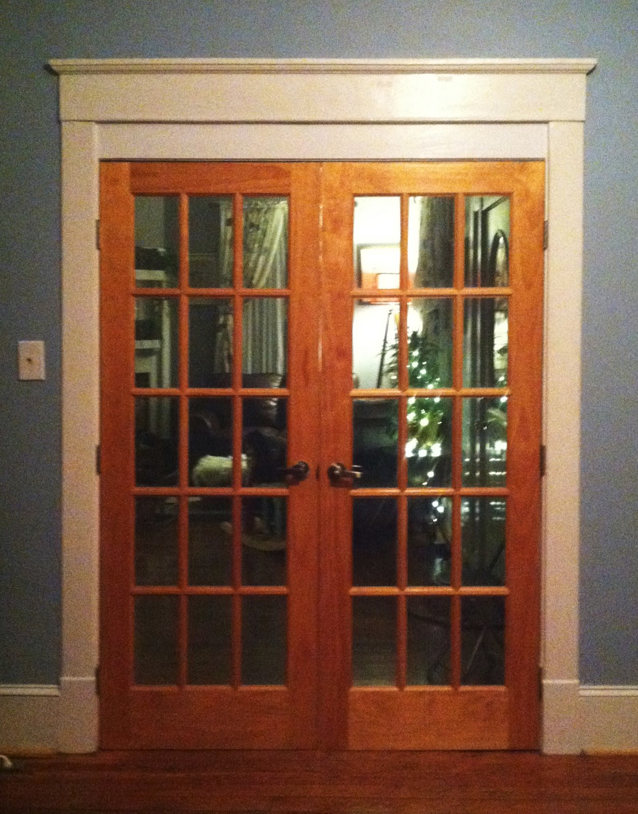 Interior French Doors How To Install Interior French Doors