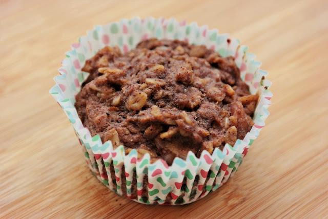 Muzlu Muffin (Rafine Unsuz ve Şekersiz)