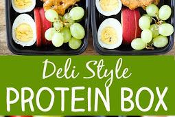 Deli Style Protein Box Recipe