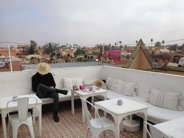 Where to Eat in Marrakesh