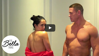 Johncena And Nikki Bella New Video