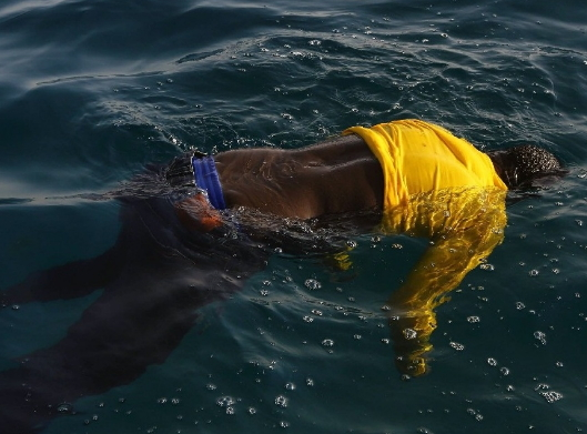 african migrants drowns sea libya