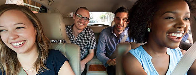 4 Ways Ridesharing Can Benefit You