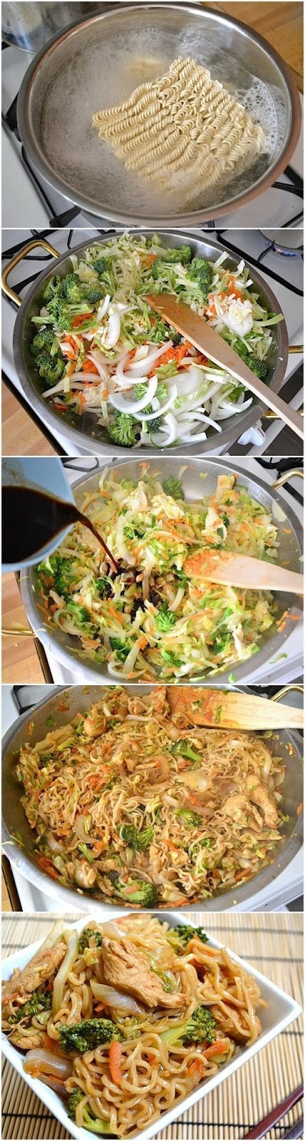 ★★★★☆ 7561 ratings | CHICKEN YAKISOBA #HEALTHYFOOD #EASYRECIPES #DINNER #LAUCH #DELICIOUS #EASY #HOLIDAYS #RECIPE #CHICKEN #YAKISOBA
