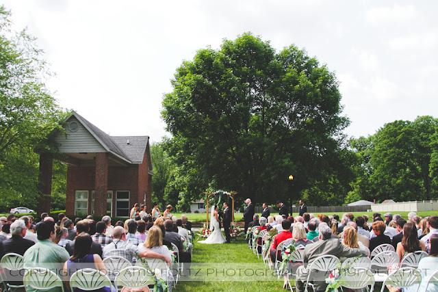 wedding at Idle Creek