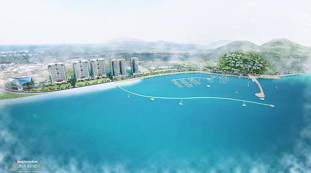 Nha Trang và vị trí dự án La Luna