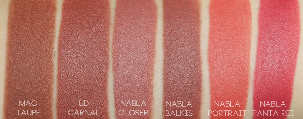 Nabla Mermaid Closer Diva Crime swatch