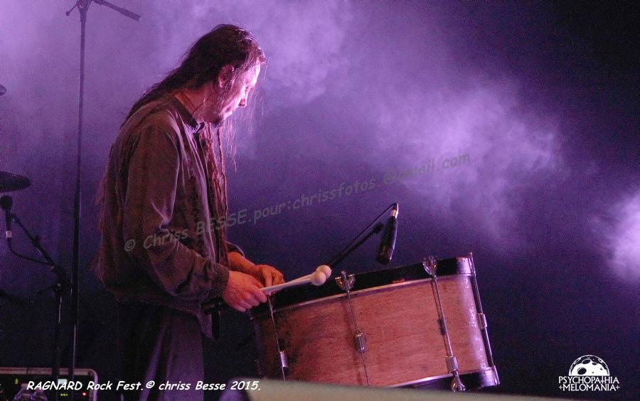Negură Bunget @Ragnard Rock Fest 2015, Simandre-sur-Suran 18/07/2015