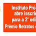 Instituto Pró-Livro abre inscrições para a 2° edição do Prêmio Retratos da Leitura