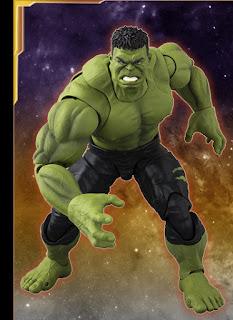 "S.H.Figuarts Hulk de ""Avengers: Infinity War"" - Tamashii Nations"
