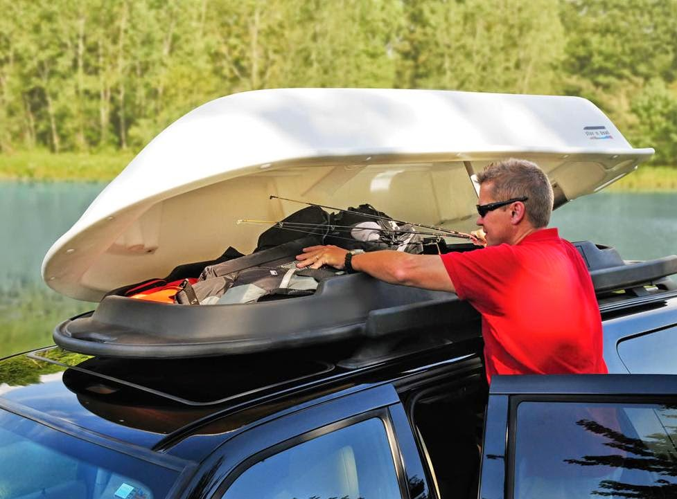 Outdoor Car Storage >> 30 Essential Gadgets and Gear for Camping Roadtrip.