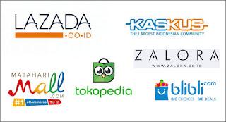 persaingan toko online indonesia