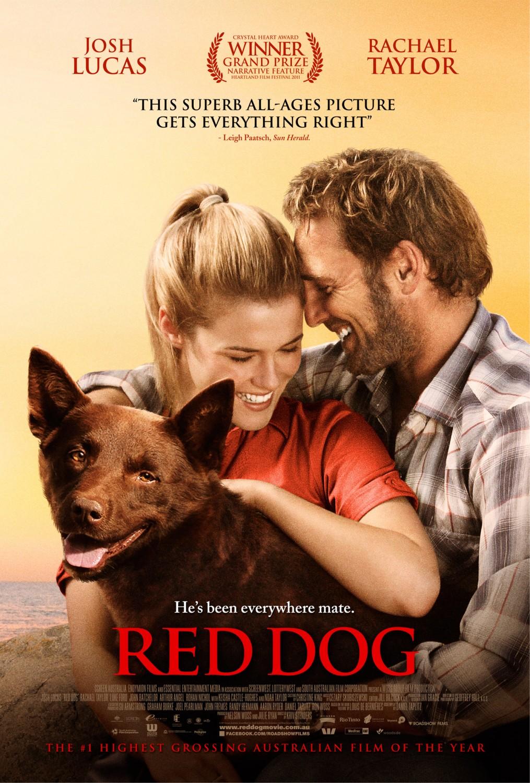 Red Dog เพื่อนซี้หัวใจหยุดโลก [HD][พากย์ไทย]